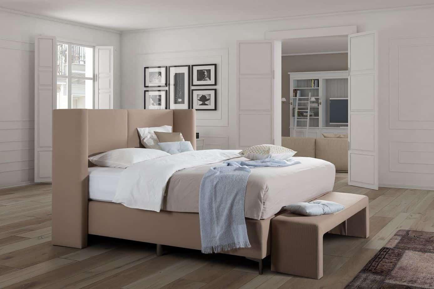 Henson Design boxspring Roxan