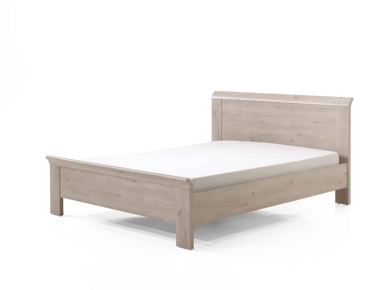 2-persoons bed Nani eiken