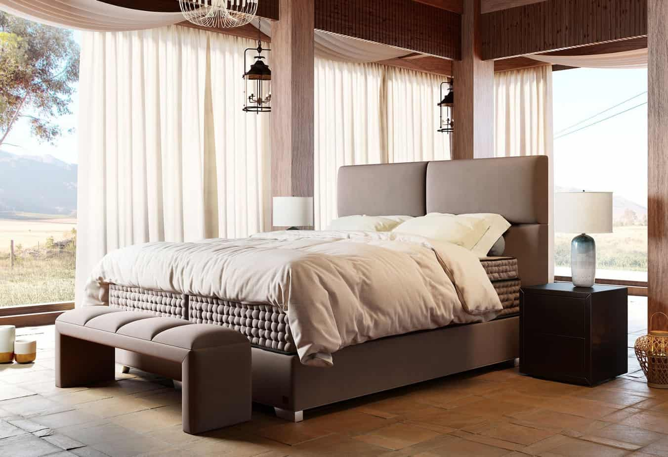 Boxspring Royal Serengeti