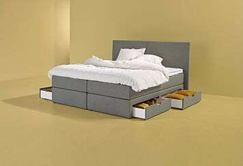 Boxspring Europees of Amerikaans5